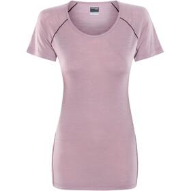 Icebreaker Zeal t-shirt Dames roze